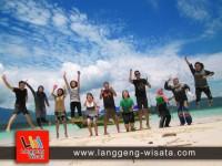 OPEN TRIP Pulau Pahawang indonesia