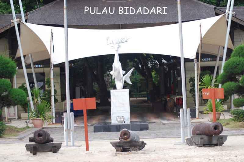 Paket Wisata Pulau Bidadari Kepulauan Seribu Indonesia Indah