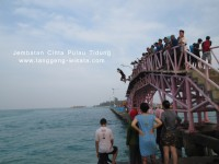 Paket Wisata Pulau Tidung Kepulauan Seribu indonesia
