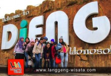 open trip dieng plateau indonesia
