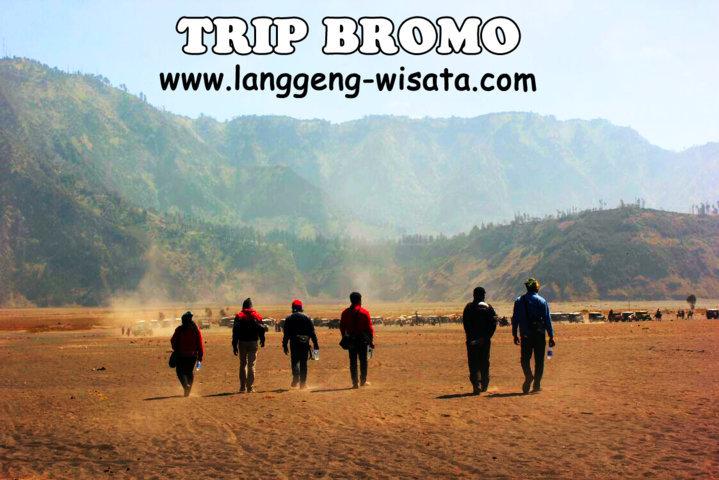 open trip bromo coban pelangi dan agro apel indonesia