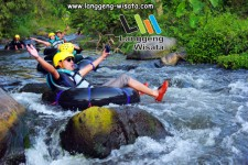 open trip bromo dan river tubing indonesia