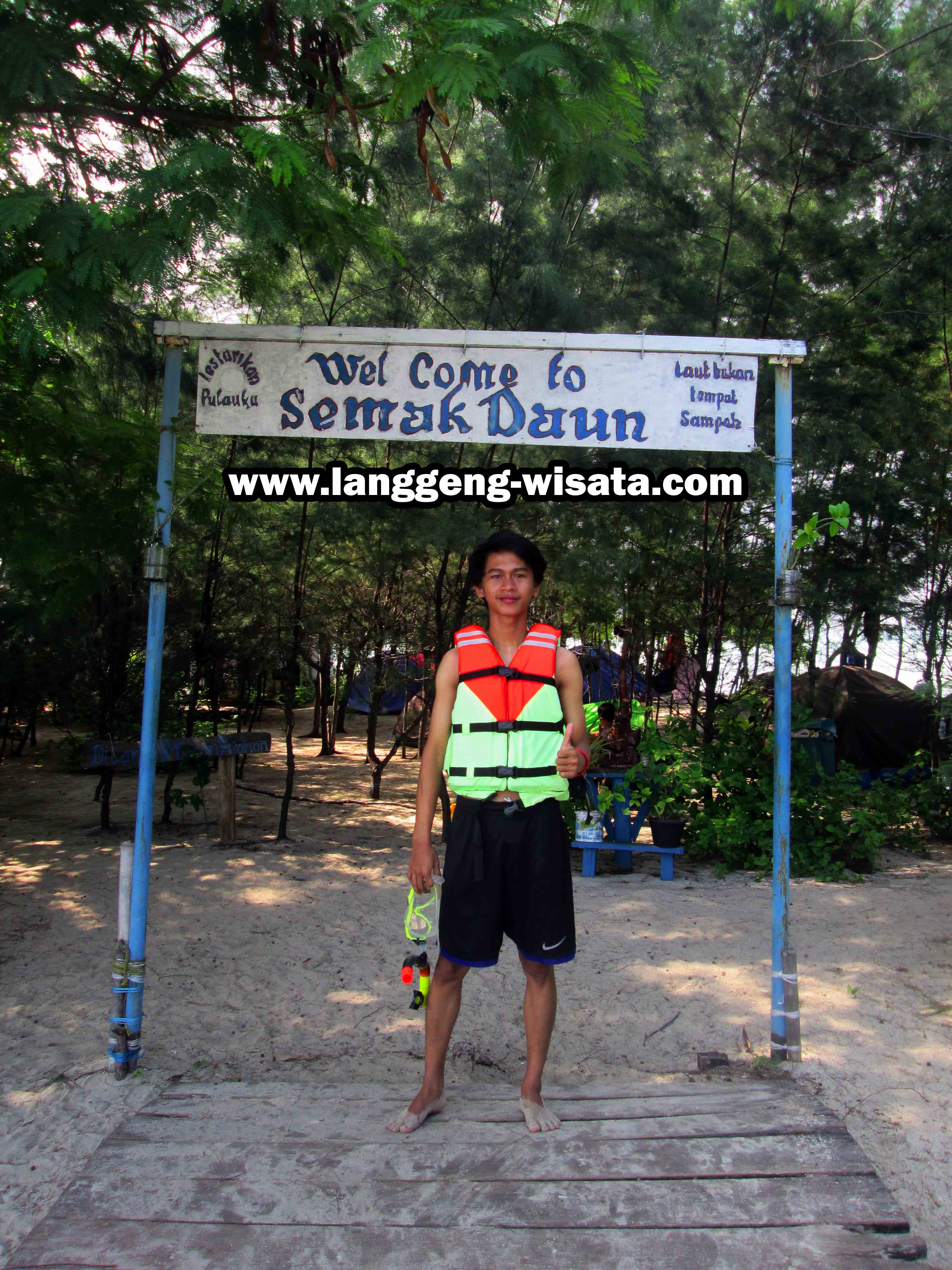 Paket Wisata Pulau Pramuka 2 Hari 1 Malam indonesia