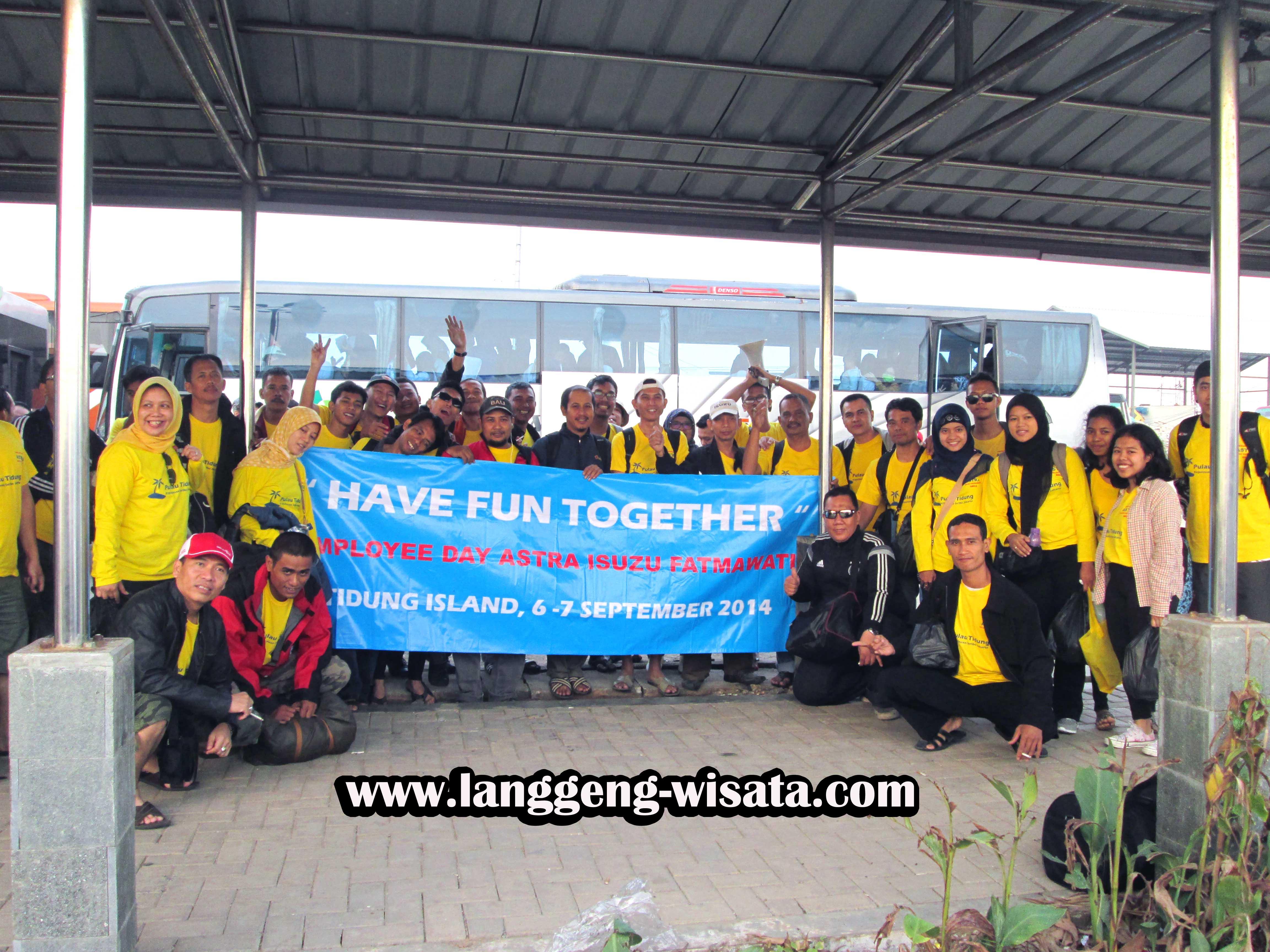 Paket Wisata Pulau Tidung 3 Hari 2 Malam indonesia
