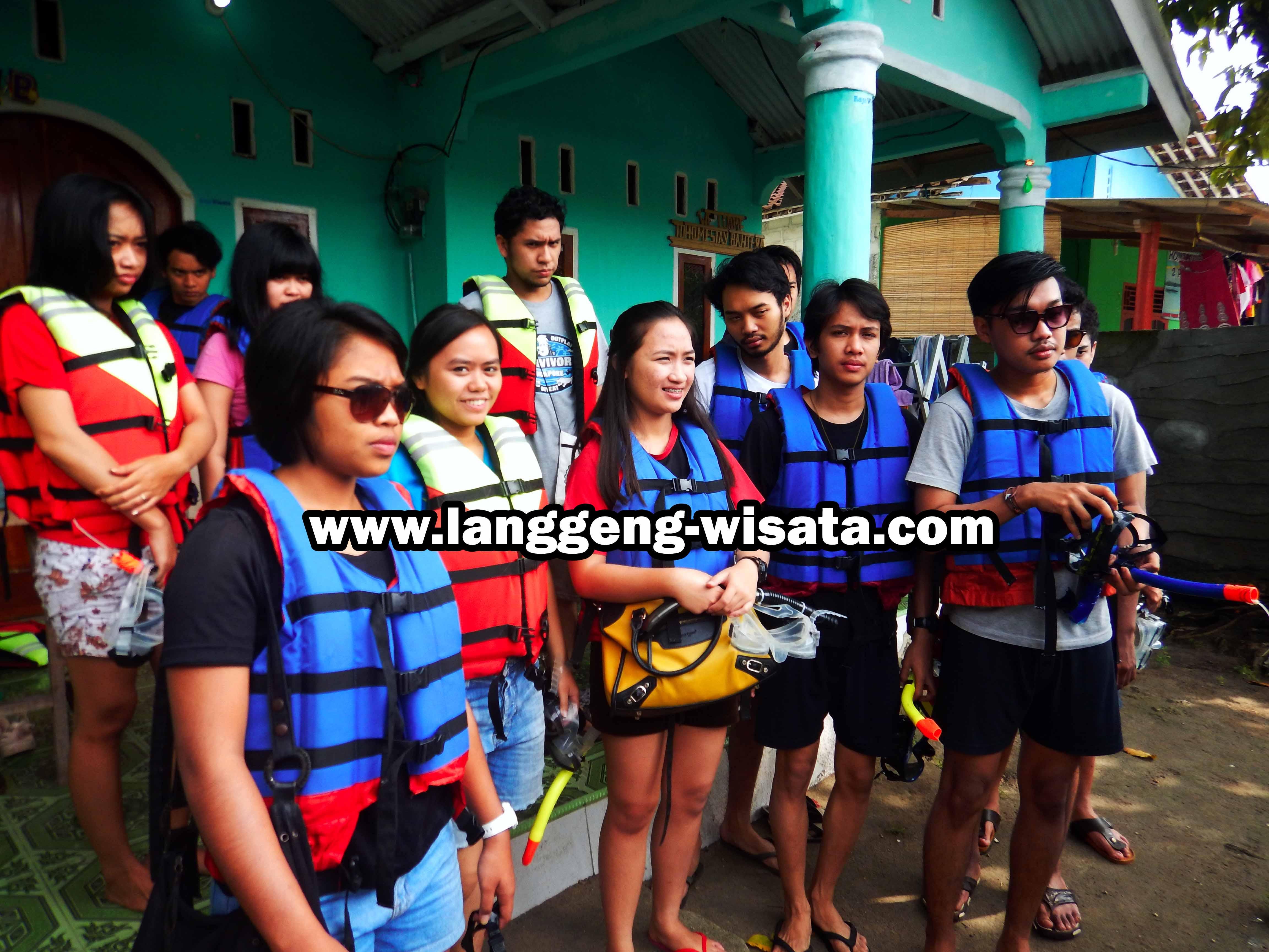 Paket Wisata Pulau Pari Dari Bandung indonesia