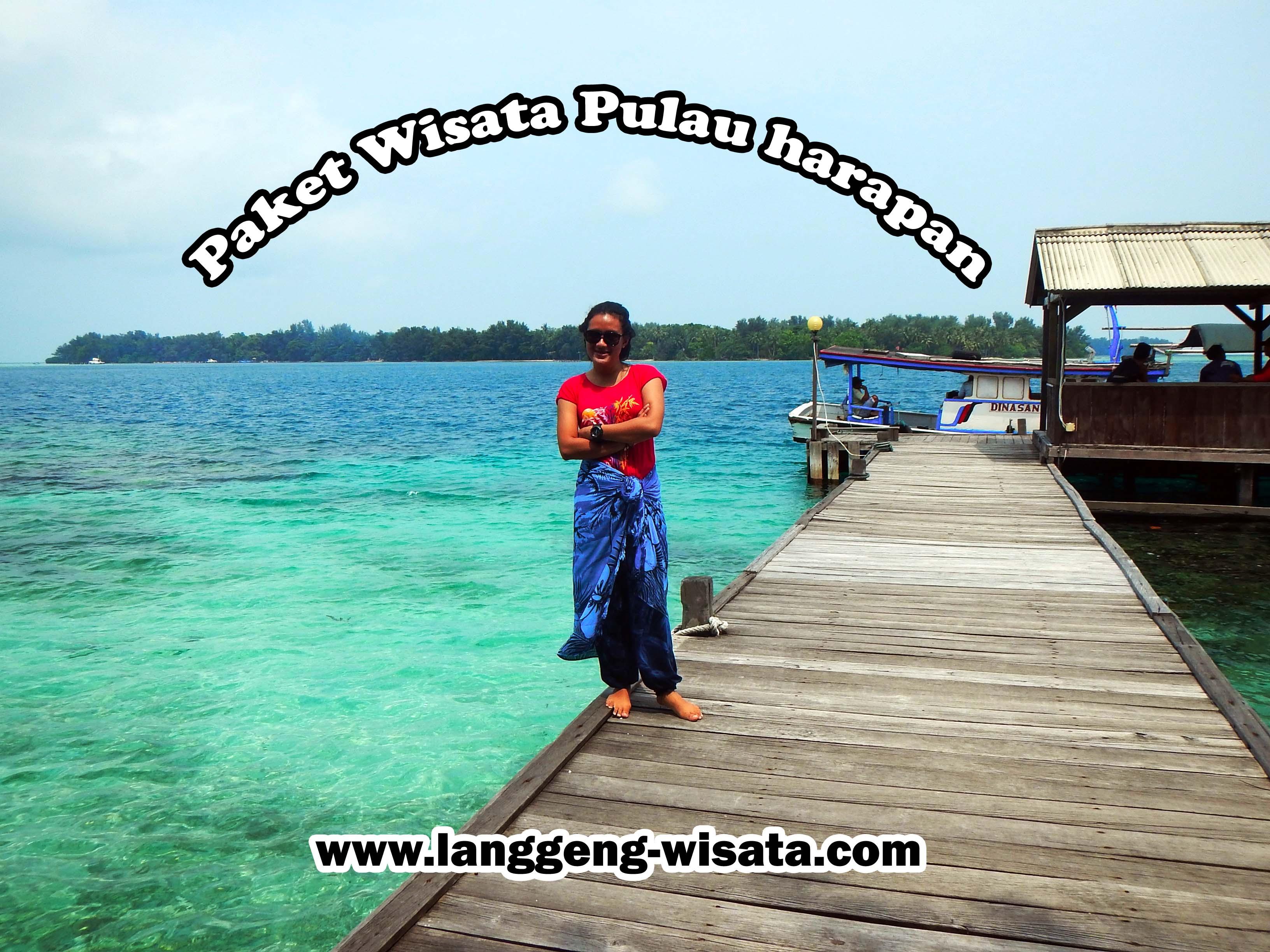 Paket Wisata Pulau Harapan Dari Marina Ancol indonesia
