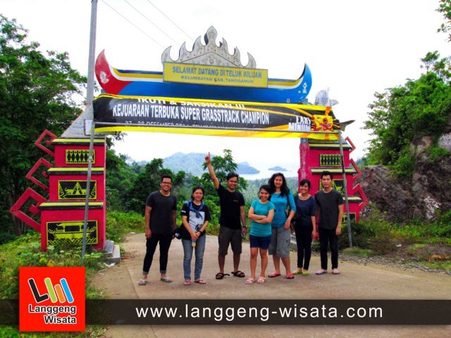 Paket Wisata Teluk Kiluan Lampung indonesia