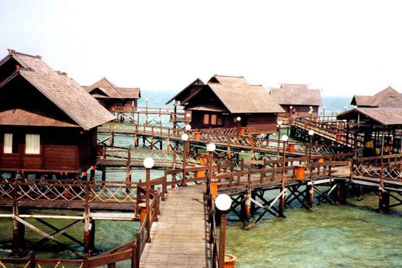 Paket Wisata Pulau Ayer Kepulauan Seribu Indonesia Indah