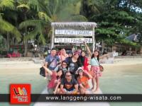 paket wisata pulau pahawang dari bandung indonesia