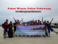 paket wisata pulau pahawang dari jakarta indonesia