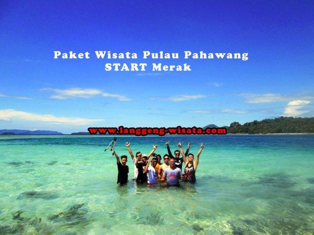 Paket Wisata Pulau Pahawang Dari Pelabuhan Merak indonesia