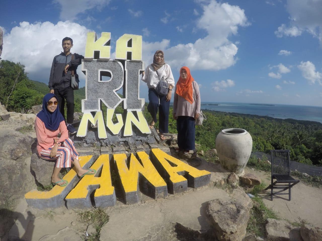 Open Trip Karimun Jawa 4 Hari 3 Malam Kapal Bahari Express Indonesia